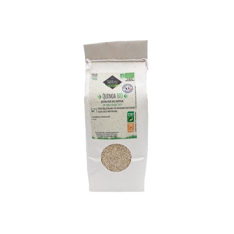 Quinoa 500 gr sachet papier Image