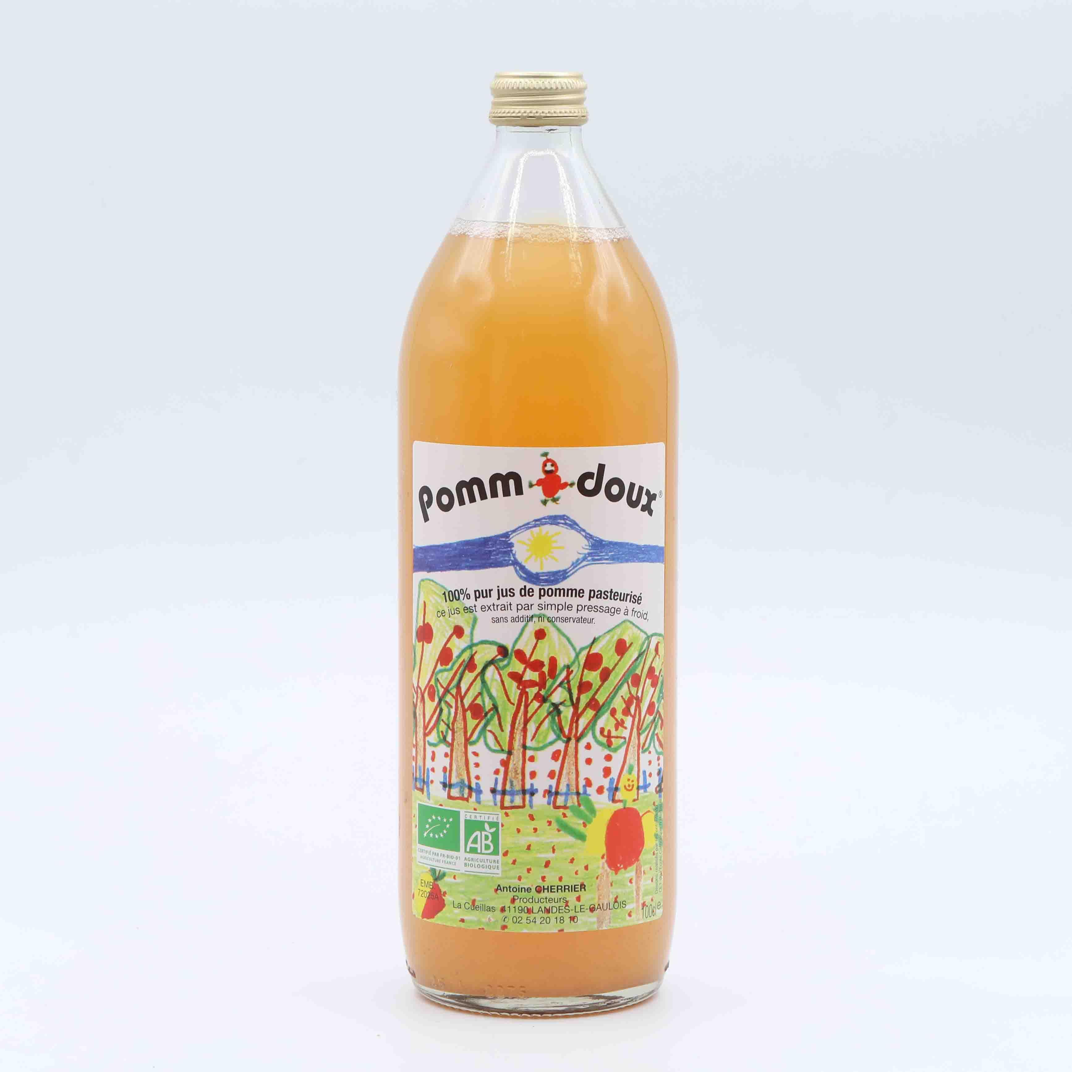 Jus de pomme 1 L Premium Image